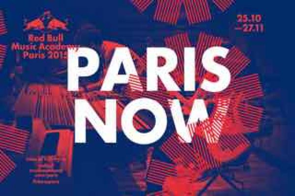 Red Bull Music Academy Paris 2015