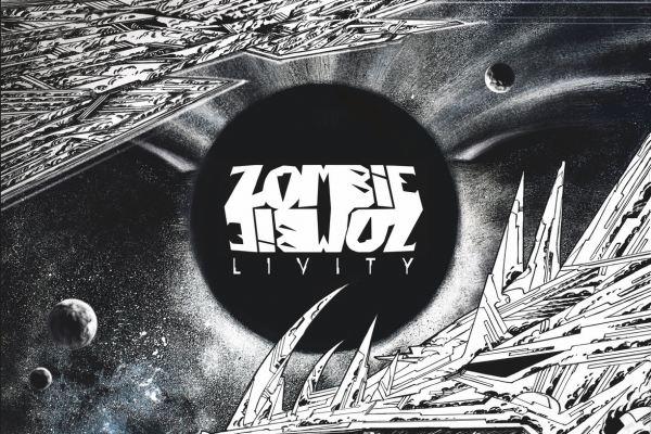 Zombie Zombie «Livity» LP